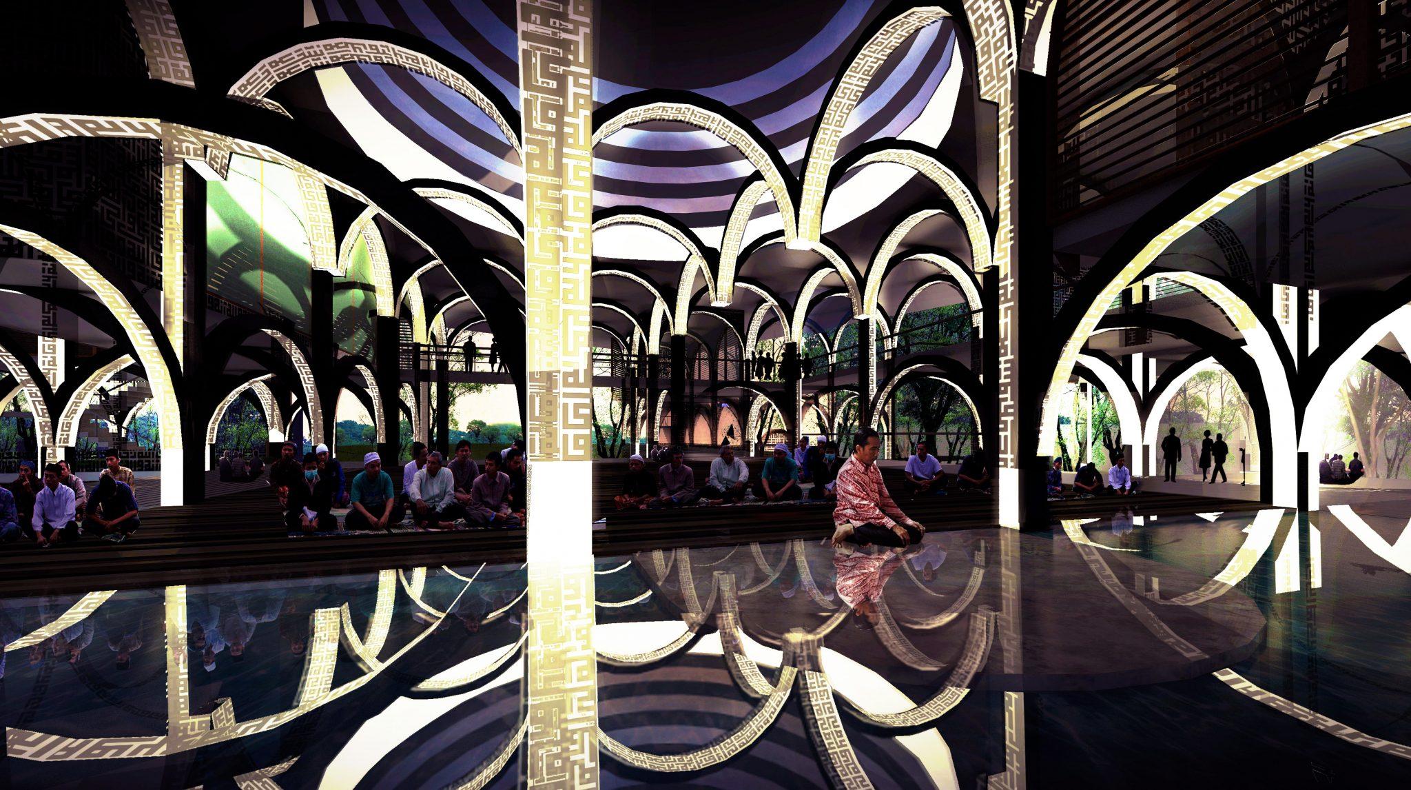 99 ARC Mosque