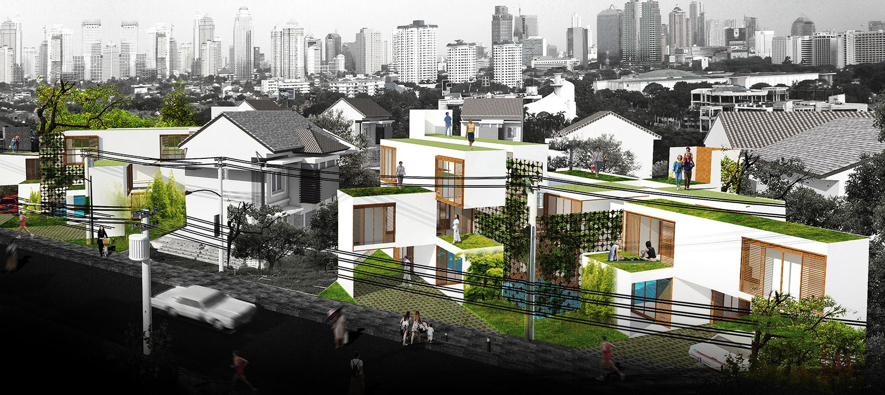 Green Modular Housing Sytem