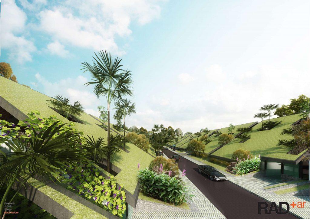 Green Void Villa