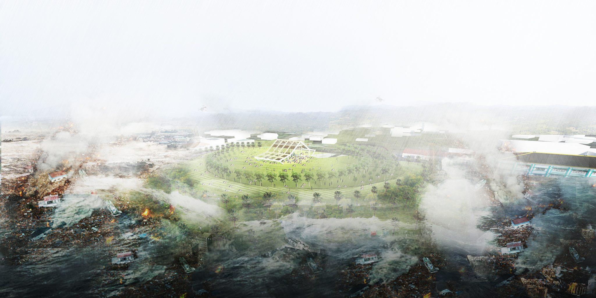 Evacuation Hill - Shelter